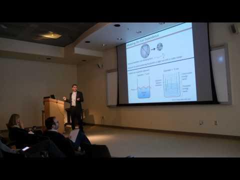 Jon Scholls PhD Thesis Defense