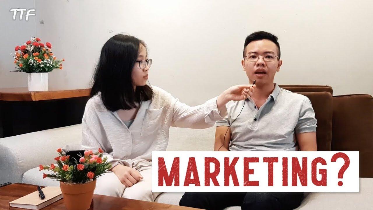 MARKETING là gì? Tìm hiểu cơ bản về Marketing | Khách mời Anh Trương Chúc Linh