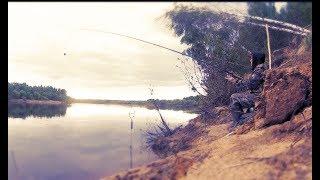 Нічна рибалка в красивому місці. Ех, сюди б рибу - Хворий Риболовлею №520