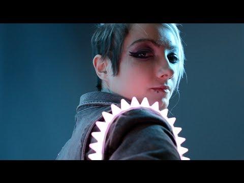 Cyberpunk Spikes - 3D Printed Electronic Fashion
