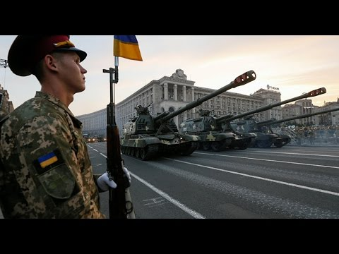 Kiev Military Parade: Ukraine's Independence Day 2016 part 3/3