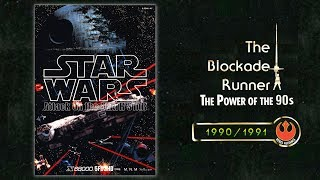 The Blockade Runner Plays Attack on the Death Star (Sharp X68000 - 1991) w/ Commentary