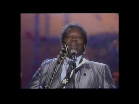 1989 Terry Williams & BB King - Let the good times roll