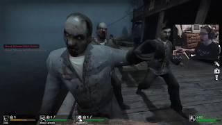 Left 4 Troll Time for Rage! (Live Left 4 Dead Griefing)