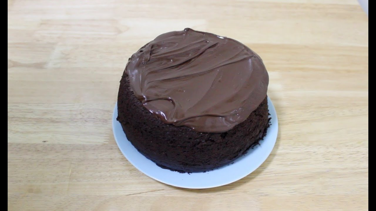 How To Make Chocolate Cake In Cooker
