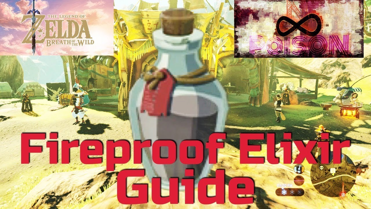 how to make fireproof elixir