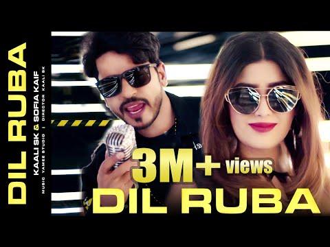 Dil Ruba دِلرُبا | Sofia Kaif & Kaali SK | New Medley 2020 | Official HD Video Song | SK Productions