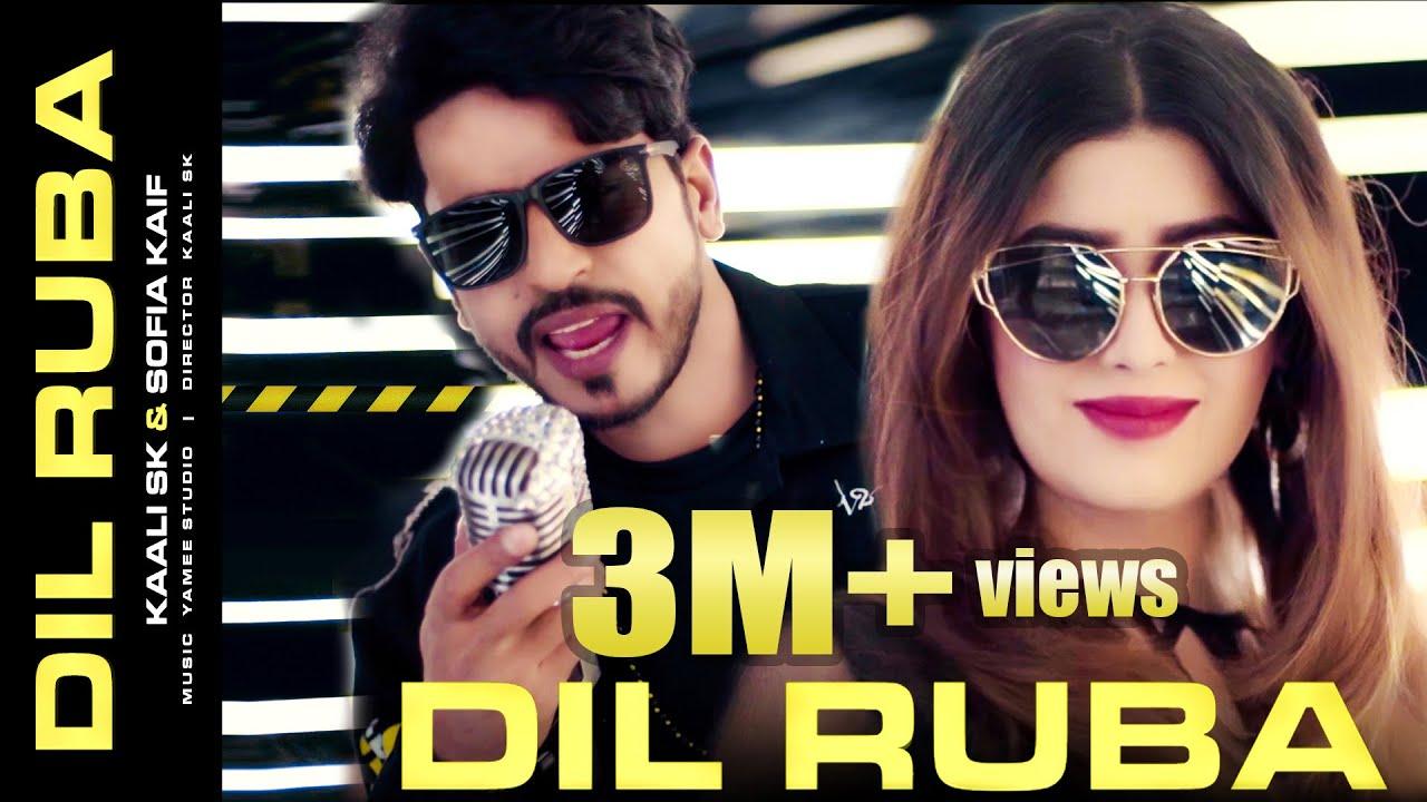 Download Dil Ruba دِلرُبا   Sofia Kaif & Kaali SK   New Medley 2020   Official HD Video Song   SK Productions