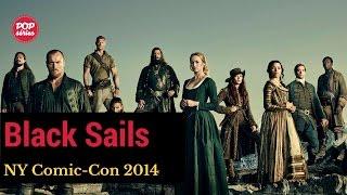 NYCC 2014: Jonathan E. Steinberg e Robert Levine de Black Sails