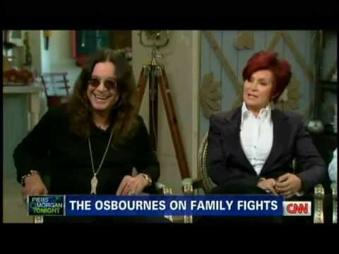 Intense Ozzy & Sharon Osbourne Interview 10-11-11 pt2 of 5