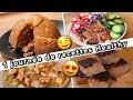 4 RECETTES HEALTHY, FIT  ET GOURMANDES 😍😍‼️ (petit-déjeuné/ Midi / collation / soir)