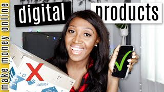 Selling Digital Products | Make Money Online 2021 - Sell Digital Products