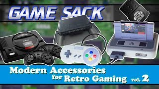 Modern Accessories for Retro Gaming vol 2 - Game Sack