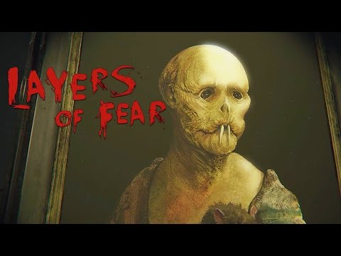 Layers of Fear - Steam Early Access Trailer