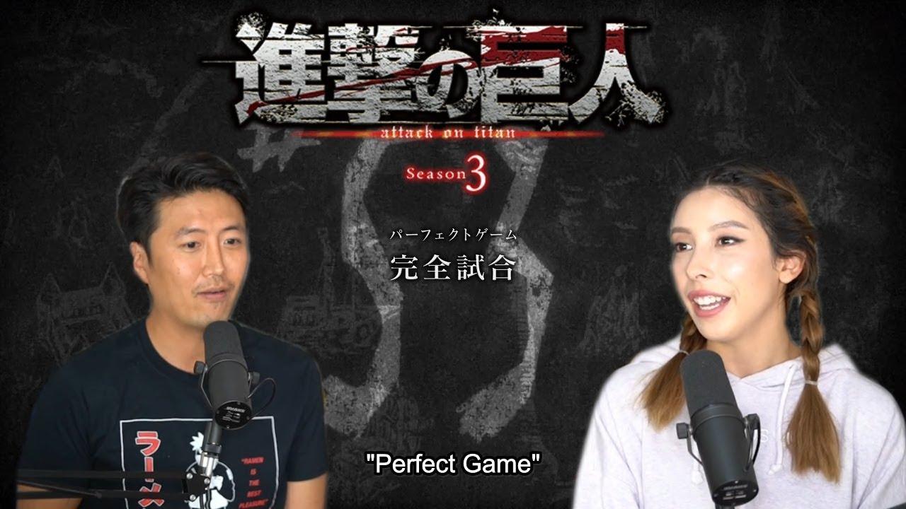 ATTACK ON TITAN SEASON 3 EPISODE 16 REACTION + REVIEW! - YouTube