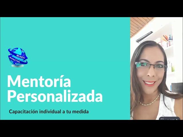 EN QUE NUESTRO PROGRAMA DE ASESORÍA PERSONALIZADA MUNDO MARKETING