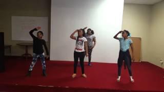 Northeast dance practice (123 victory)
