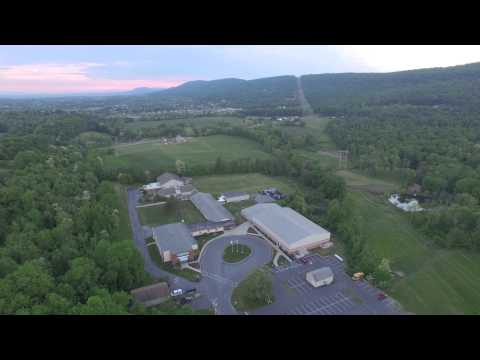 Harrisburg Christian School Phantom 3 Fly Over