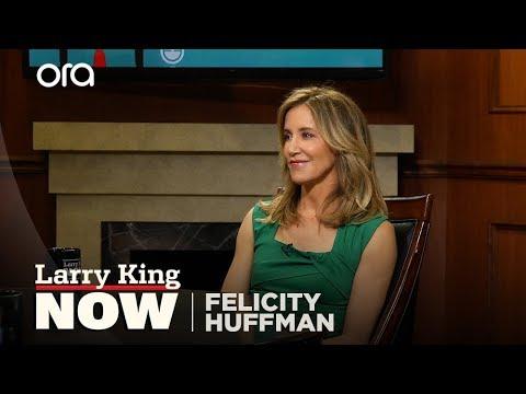 Felicity Huffman on 'American Crime,' William H. Macy, & motherhood
