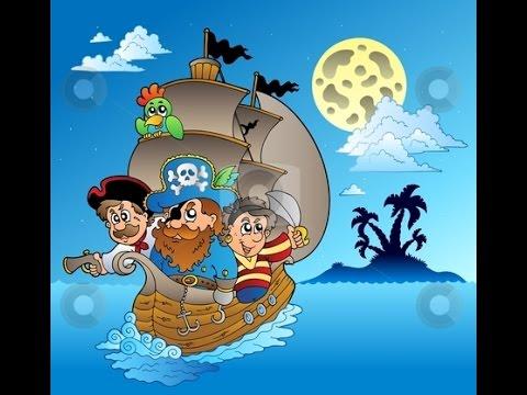 Dibujos animados de piratas youtube - Imagenes de piratas infantiles ...