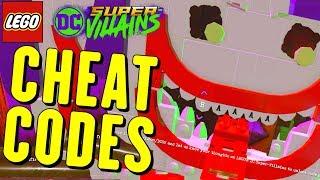 vuclip LEGO DC Super Villains All Cheat Codes (Characters)