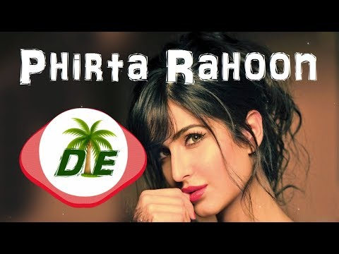 Phirta Rahoon Dar Badar || EDM Remix || The Train || EDM Cover