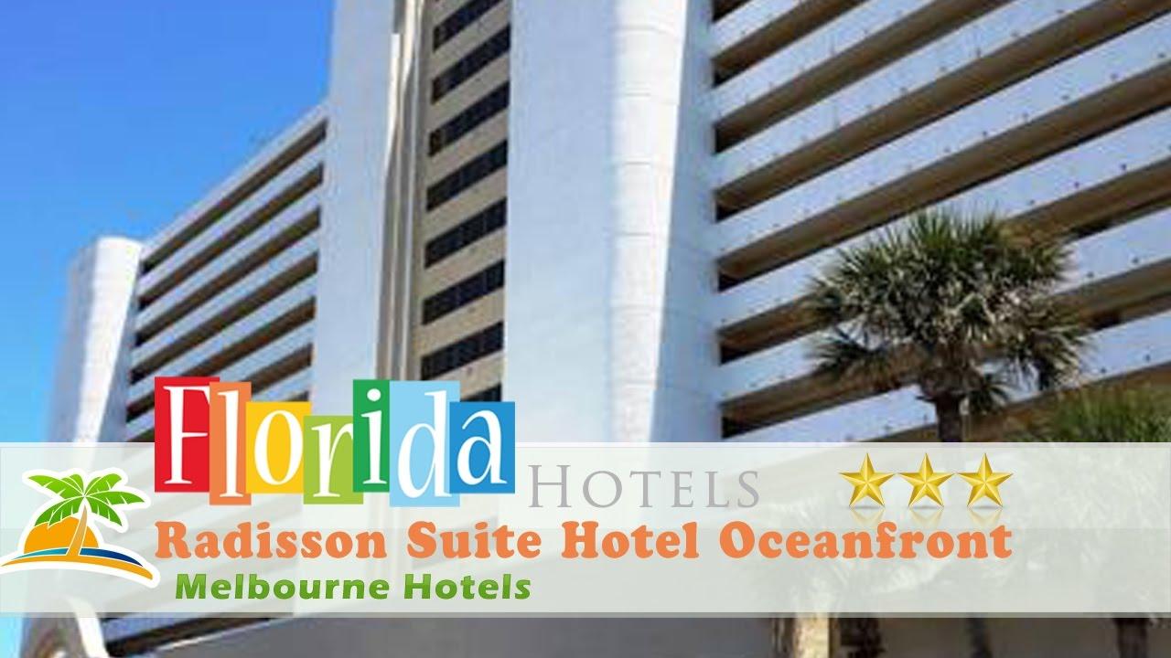Radisson Suite Hotel Oceanfront Melbourne Hotels Florida