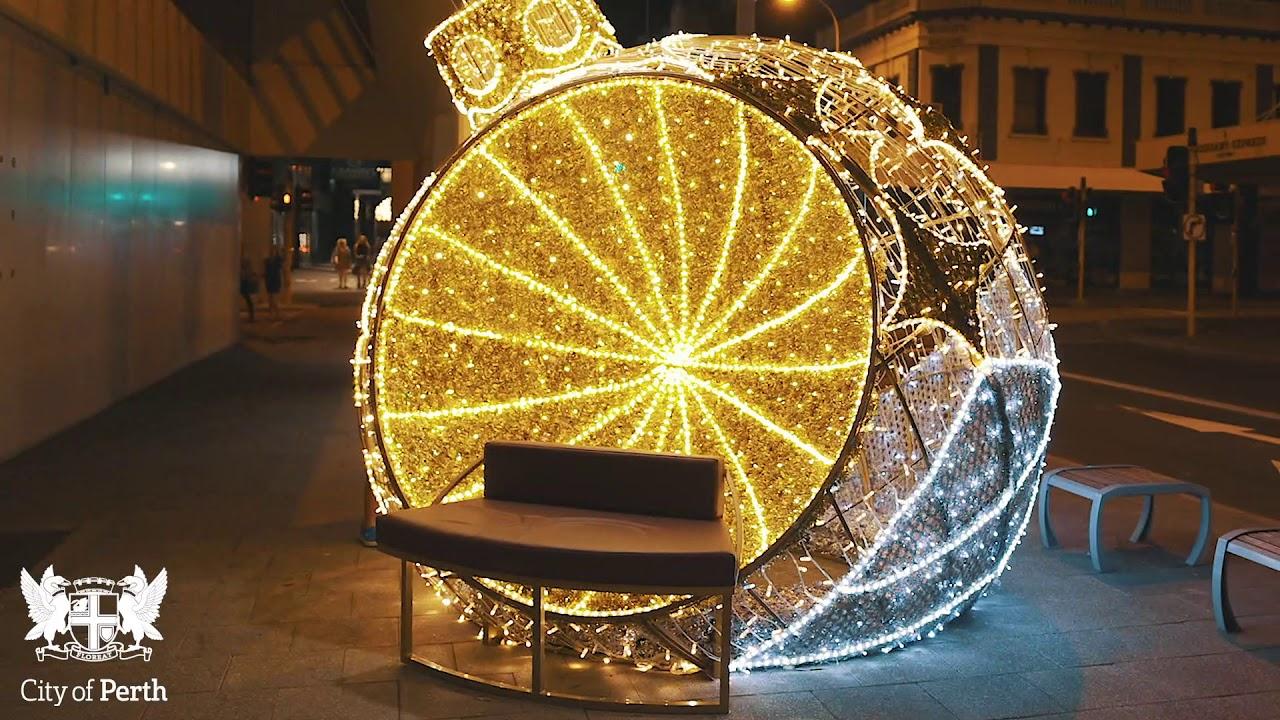 Christmas Lights Trail 2019 - YouTube