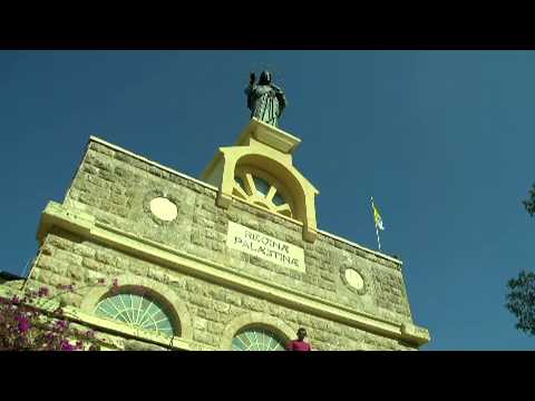 live streaming- Mary, Queen of Palestine, from the Deir Rafat Sanctuary