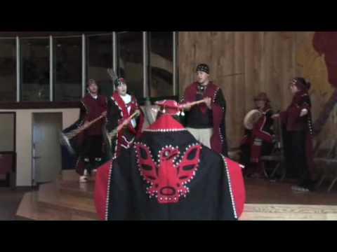 Tsimshian salmon dance