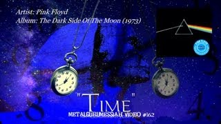 Time - Pink Floyd (1973) HQ Audio HD Video