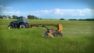 Makin' Hay Minute: Harvesting: Mower Conditioners vs. Disc Mowers