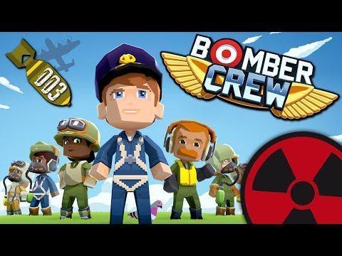 Bomber Crew - #003: Todesmutiger Ritt auf dem Höllenflügel ☢ [Lets Play - Deutsch]