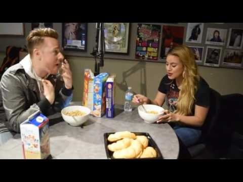 Dinah Jane of Fifth Harmony playing full mouth interview