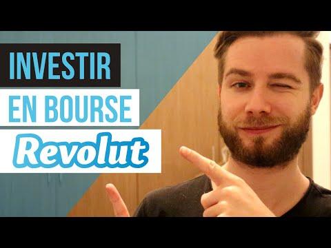 Comment Investir En Bourse Avec Revolut