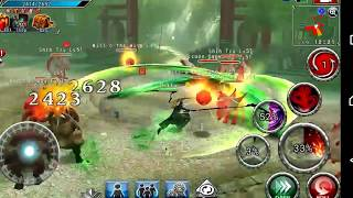"""[Avabel Online] test Inferno Ex Skill """"Hell Flame"""""""