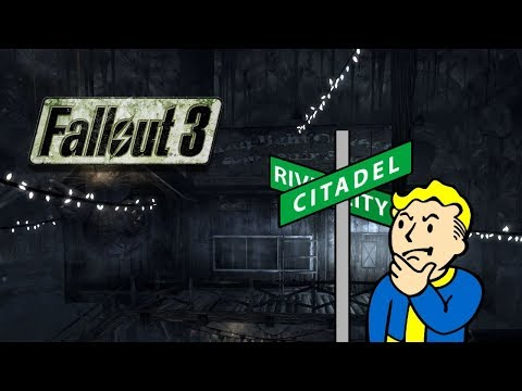 Fallout 3 Picking Up The Trail Little Lamplight First Visit Pc Ps3 X360 Youtube