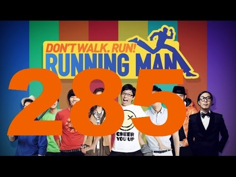 [PREVIEW] RUNNING MAN EP 285