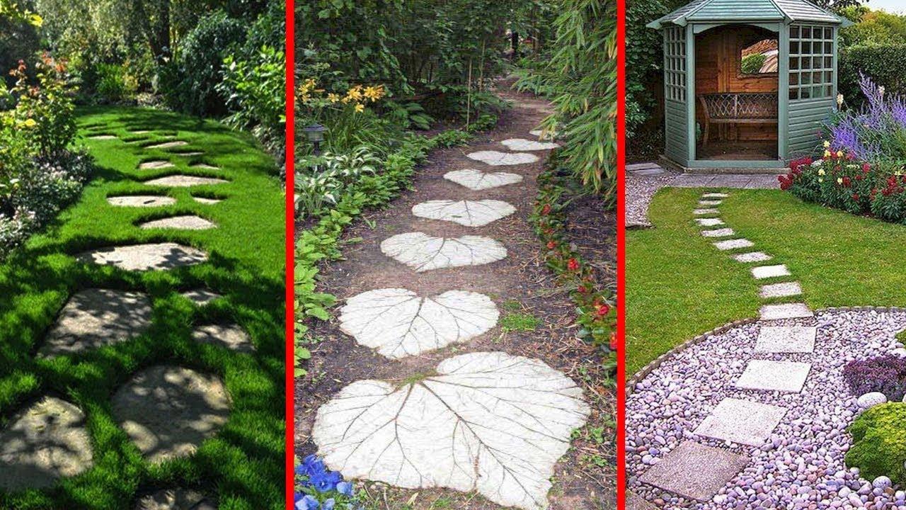 50 Path Garden Design Ideas Diy Footpath Garden And House Part 1