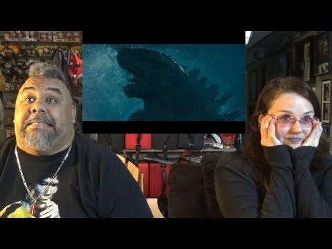Play Godzilla King of the Monsters Final Trailer Reaction!
