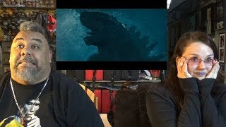 Godzilla King of the Monsters Final Trailer Reaction!