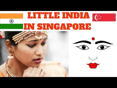 Little India Singapore History | Indians In Singapore