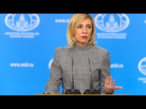 Russian Foreign Ministry Weekly Briefing