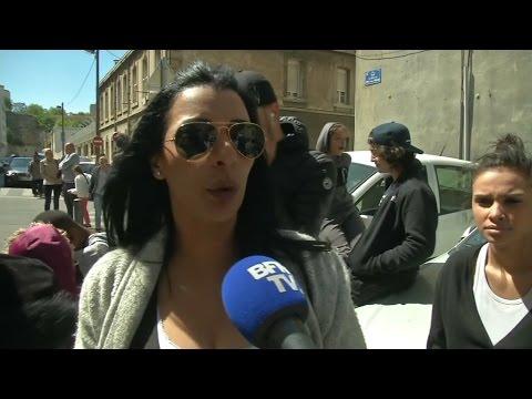 Attentat déjoué: une témoin raconte l'arrestation d'un suspect à Marseille