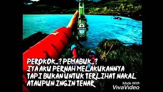 Gambar cover STORY WA - PEROKOK & PEMABUK