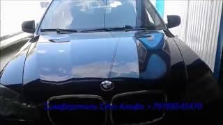 BMW X 5 Заправка кондиционера +79788545470 в Симферополе(Заправка кондиционера BMW E-70 Симферополь., 2016-08-11T18:32:23.000Z)