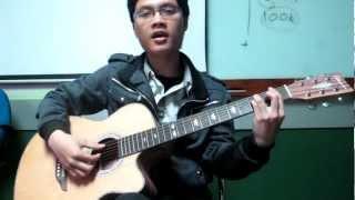 Vệt nắng cuối trời - Guitar : Dũng Star