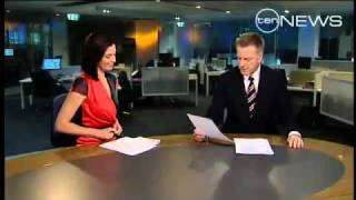 News Reporter Insults Colleague In the Most Epic Manner on Live TV!!!