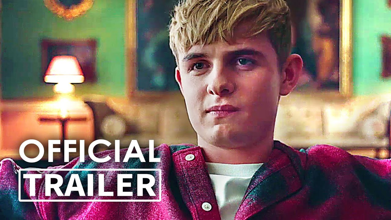 ALEX RIDER Trailer (2020) Adventure TV Series