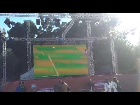 FIFA club world cup MOROCCO 2014 [ MARRAKECH Fan Zone ]